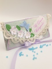 Конверт для денег Gilliann Wedding Envelope Money ENV066
