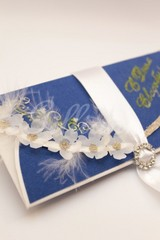 Конверт для денег Gilliann Wedding Envelope Money ENV067