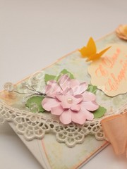 Конверт для денег Gilliann Wedding Envelope Money ENV068