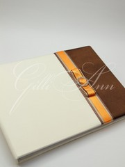 Альбом пожеланий Gilliann Chocco Beauty Orange AST044